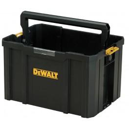 Plastová přepravka, 440 x 320 x 280 mm, T-STAK, DeWALT, DWST1-71228