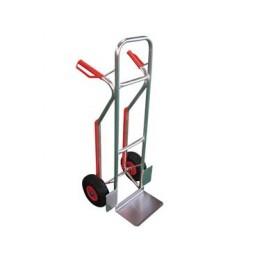 Hliníkový rudl, PU kolo, nosnost 180 kg, 1237288