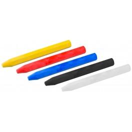 Sada univerzálních značkovačů, 5-dílná, 5 barev, 120 mm, F13240