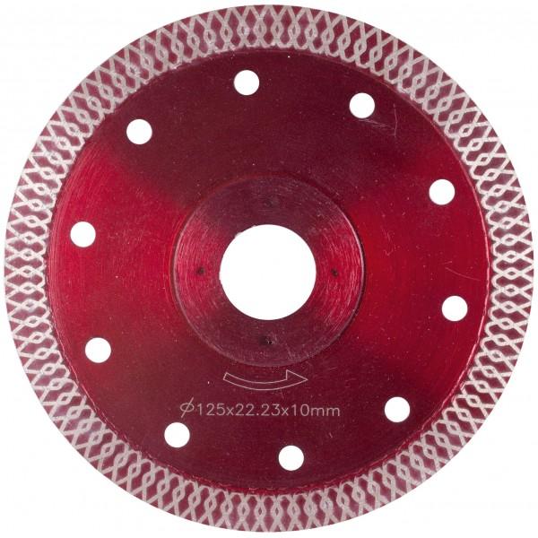 Diamantový kotouč, 125 x 22,2 mm, Festa Industry, F21201