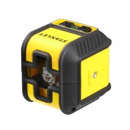 Křížový laser, Cubix, zelený paprsek, Stanley, STHT77499-1