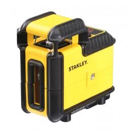 Linkový laser, 360°, SLL360, červený paprsek, Stanley, STHT77504-1