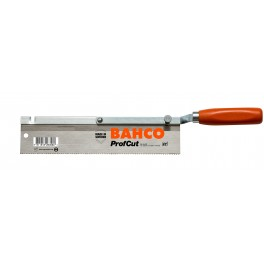 Pila čepovka, 250 mm, s překlápěcí rukojetí, Bahco, PC-10-DTF