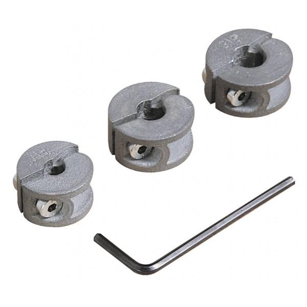 Omezovač hloubky vrtání, D6, 8, 10 mm, Wolfcraft, 2755000