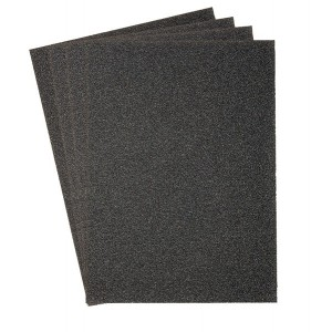 Brusný papír pod vodu PS11A 230 x 280mm, zrno 2000, BPP2000
