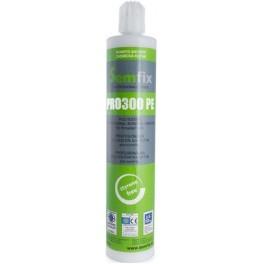 Chemická kotva PRO 300 PE, polyester, 300 ml, CE, POL300