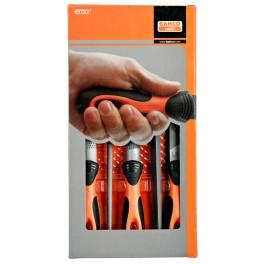 Sada pilníků, 3-dílná, Bahco, 1-473-08-2-2