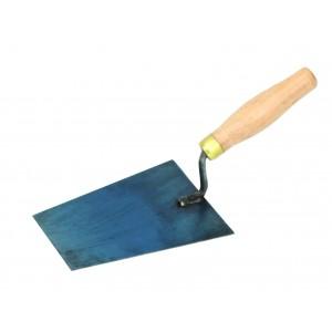 Zednická lžíce, ocelová, 160 x 130 mm, F32002