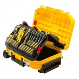 Kufr na nářadí pro techniky, vybavený nářadím, 100-dílný, FatMax, Stanley, FMST1-75530