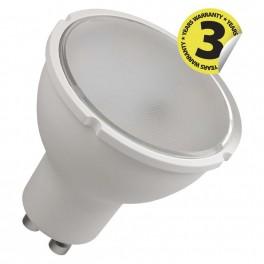 LED žárovka Classic MR16 8W GU10 studená bílá, EM-ZQ8362