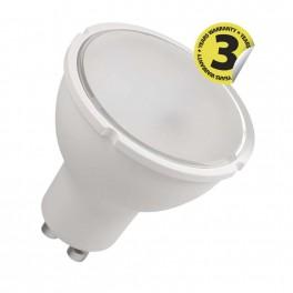 LED žárovka Classic MR16 6W GU10 teplá bílá, stmívatelná, EM-ZL4301