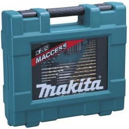 Sada nářadí, 200-dílná, Makita, D-37194