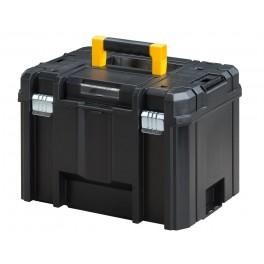 Box na nářadí, hluboký, 440 x 330 x 300 mm, TSTAK VI, Stanley, FMST1-71971