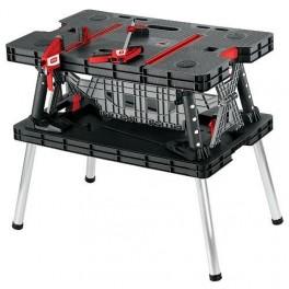 Skládací pracovní stůl, 850 x 550 x 112 mm, 17182239, Keter®, 212368