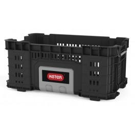 Přepravka, 560 x 350 x 250 mm, Pro GEAR Crate, 17202245, Keter®, 239134