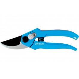 Zahradní nůžky, stavitelné, SoftGrip, střih 15 mm, 330720, AquaCraft, 211946