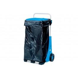 Vozík na zahradní odpad, do 50 kg, 53 x 38 x 90 cm, na pytel 110 x 75 cm, 380842, AquaCraft, 211230
