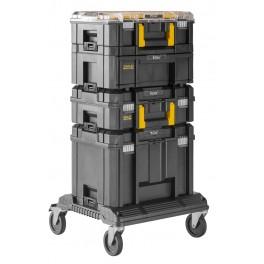 Sada montážních kufrů, TsTAK TOWER, FatMax, Stanley, FMST1-80107