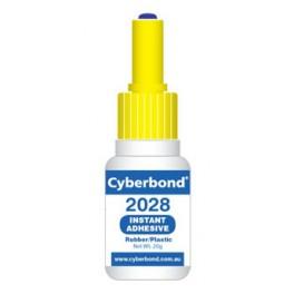 Vteřinové lepidlo Cyberbond 2028, 20 g, CB-2028-20
