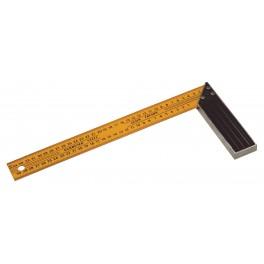 Úhelník s měřítkem, 300 mm, 18300