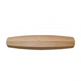Rukojeť pro řezbářská dláta, přírodní, 105 x 24 mm, Narex Bystřice, B8821-50