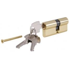 Pomosazená vložka zámku, 65 mm, 3 klíče, 75 g, 23000