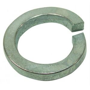 Podložka pérová, DIN 7980, zinek bílý, 5 mm, PPE5