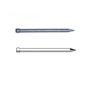 Kalený hřebíček do zdiva, rovná hlava, 1.5 x 30 mm, VK1.5X30