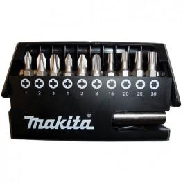 Sada bitů, 11 - dílná, Makita, D-30651-12