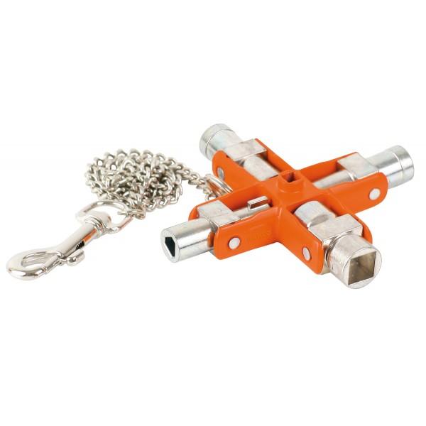 Univerzální klíč na rozvodné skříně, Bahco, MK9