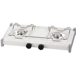 Vařič stolní Rio - 2 hořáky - vysokotlaký, 2340, MEVA2340