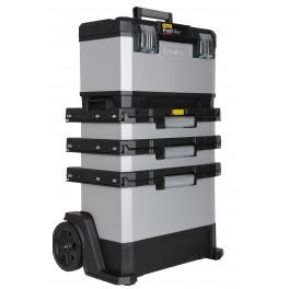FatMax® kovoplastový pojízdný montážní box, 56,8 x 89,3 x 38,9 cm, STANLEY, 1-95-622