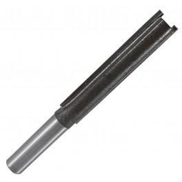 Fréza do dřeva s karbidovými plátky - drážkovací se dvěma plátky dlouhá, 8 mm, 07F031B