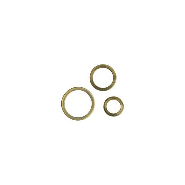 Podložka mosazná do pantů, 10 mm, SP562