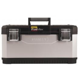 """FatMax® Kovoplastový box na nářadí, 58,4 x 29,3 x 29,5 cm, 23"""", Stanley 1-95-616"""