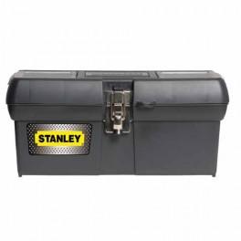 """Box na nářadí s kovovými přezkami, 40 x 20,9 x 18,3 cm, 16"""", Stanley, 1-94-857"""