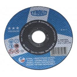 Řezný kotouč na kov, Premium ***, 230 x 1,9 x 22,2 mm, Tyrolit, RO230/1.9SE