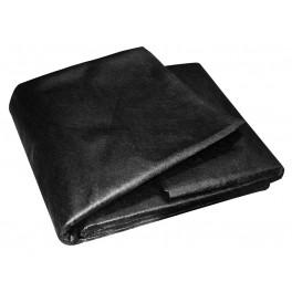 Netkaná textilie, černá, 50 g, 1.6 x 5 m, 45550