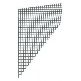 Síť proti hmyzu, hliníková, 1.0 m x 30 m, 42101