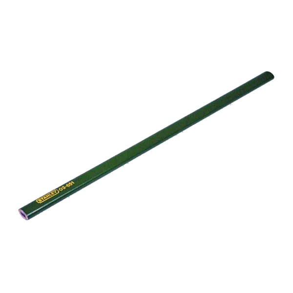 Tesařská tužka zelená, 176 mm, Stanley, 1-03-851