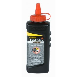 Prášková křída, červená 225 g, FatMax® Extreme™, Stanley, 9-47-821