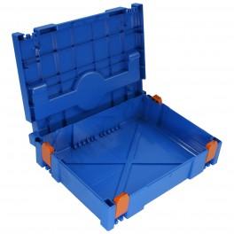 Plastový kufr, Systainer 1, 105 x 400 x 300 mm, Narex SYS1, 778029