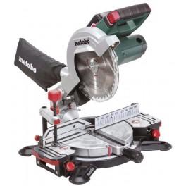 Pokosová pila, 216 mm, 1350 W, Lasercut, Metabo, KS216M