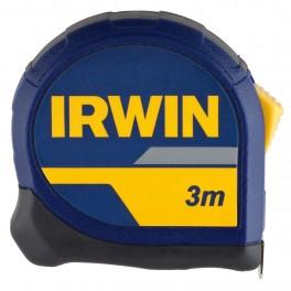 Svinovací metr, Standart, 3 m x 13 mm, blistr, Irwin, 10507784