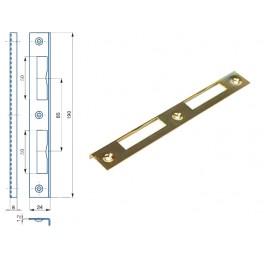 Protiplech na  dveře K192 BZn, universal, pozinkovaný, 03382