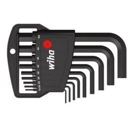 Sada Imbus klíčů, 9-dílná, 1.5 -10 mm, Classic, Wiha, W06379
