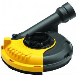 Kryt na odsávání pro brusky 115-125 mm, Dewalt, DWE46150