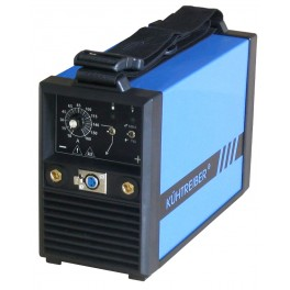 AKČNÍ SET - svařovací invertor Kitin 190 + svařovací kabely 3 m / 25 mm + samostmívací kukla, Kuhtreiber, KITIN190-SET3