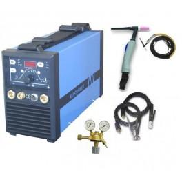 AKČNÍ SET - invertor + hořák SR 17, 4m + kabely + red. ventil Ar micro MEI, KITIN1500HF-SET