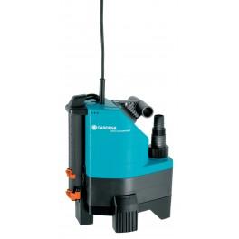 Kalové čerpadlo, 380 W, 0.6 bar, 8500 Aquasensor Comfort, Gardena, G1797-20